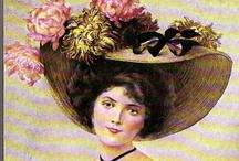 Kleding van vroeger: hoeden