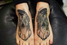 Tatoos. / by ***Barbara Lee***