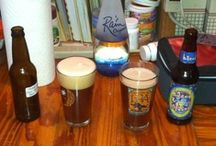 Beer / My Dazed and Confused compared to Hazed and Infused!  Cheers!