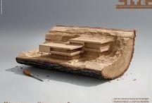 CITE DE L'ARCHITECTURE & DU PATRIMOINE / Découvrez toutes nos créations pour la Cité de l'architecture & du patrimoine