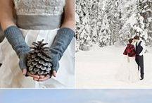 {BN Seasons} Winter Wedding / Warming up for love...
