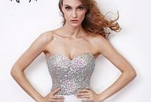 Angela & Alison / Beautiful evening wear for prom or homecoming.