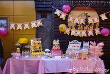 Candy Bars / Would you like a candy bar for your party? https://www.etsy.com/shop/myhobbymyart