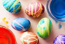 Easter Crafts / Have a Crafty Easter.  Here is your inspiration for all kinds of projects for children and adults