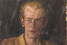 Oil Paintings / Oil Paintings owned by the Ray & Diana Harryhausen Foundation