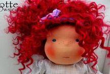 Waldorf Dolls And Waldorf Inspired Dolls / by Maureen Mcc