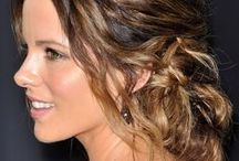 Kate Beckinsale / Excellent Flawless Style Full of Basic Treasures...A Modern Lady...