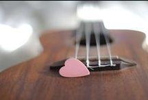 Guitar Stuff / by ❤︎ Me! ❤︎