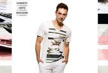 Look Book Verão 14/15 Masculino / moda