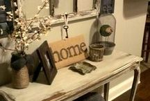 A Home - Decor / by *~~Tanya Redmond~~*