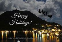 Christmas in Dominica / Happy Holidays to all from Dominica, the Nature Island