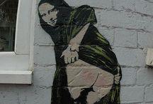 Grafitti#urban#artist#streetart#banksy