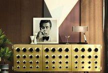 Retro Interior / we search for cool RETRO Interior Furniture Design look