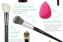Make up tips メイクアップアイデア / Any useful information for Make up!