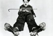 Charlie Chaplin (şarlo) 1889-1977 / Sessiz film ( silent film )