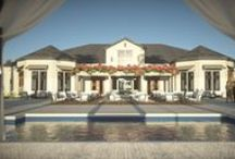 Estero Oaks Clubhouse / Our 10,000 square foot community center delivers the luxuries of resort living to your backyard.