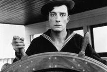 BUSTER KEATON / Sessiz film ( silent films )