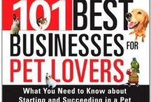 Pet Business Success info and tips / Pet Business ideas and tips for succeeding