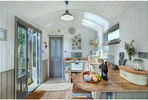 Dream b n b / Ideas for cabin, small house b n b