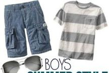 BOYS / STYLE, TOYS AND MORE.