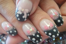 Gorgeous Nails!  / Beautiful nails from others that inspire me / by Rhonda Nail Polish Marbury