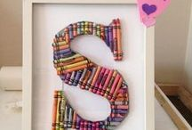 Craft Ideas / This board is where I save craft ideas that I might just make some day. / by Sherry Frewerd