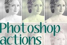 Things to do in Photoshop and Lightroom / by Mary Smither