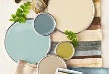 Color Schemes & Paint Colors. / Palettes. Color. Refresh. / by Annie Gustafson - Edina Realty