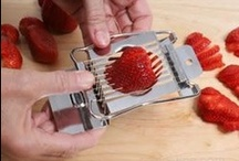 Kitchen, Cooking and Health Tips & Tricks / by CA Strawberries