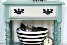 Painted & Updated furniture / by Jenna Maley