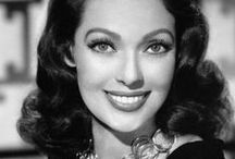 20th Century Beauty Icons / The truly beautiful have a certain something and we think these beauty icons have it.