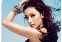 Most Beautiful Women in Asia