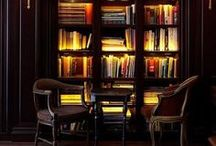 Bookcases / by Lily Cronin
