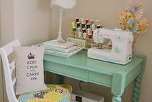 Sewing room and such