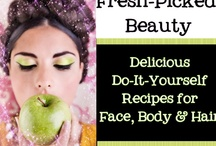Beauty, Cosmetics & Hygiene, Naturally / Make your own amazing products using all natural, non-toxic ingredients... and at a lower cost than store bought products, always a good thing! / by Gwen Ledbetter Arias