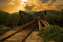 Rails . . .  / by Anne Carothers