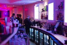 Altitude London by Night  / Night time shots of our five venues in the Millbank Tower, and their jaw-dropping views of the capital