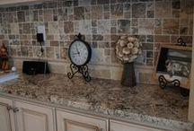 Kitchen & Bathroom Remodel / by Jenna Maley