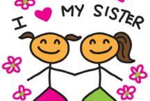 Franel. / Elmarie...sisters