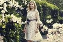 ROYAL STYLE - MAXIMA / The royal stylings of Maxima, Queen of Netherlands / by Judith Stevens