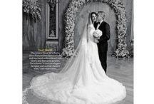WEDDING DRESSES / by Judith Stevens