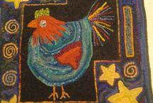 Hoenders/ Roosters