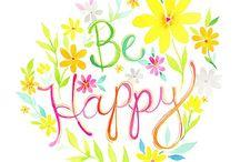 Happiness  /  Joy