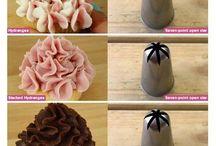 FOOD: Cake Decorating & Ideas
