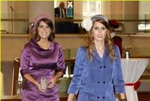ROYAL STYLE - THE YORKS / Fashion of Princess Beatrice and Princess Eugenie / by Judith Stevens