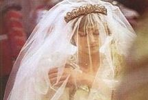 ROYAL WEDDING DRESSES / Wedding Dresses for Royalty and the Aristocracy in all countries. / by Judith Stevens
