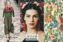 MOOD DA SEMANA / Moodboard com fotos inspiracionais para começar bem a semana - postamos toda segunda-feira no osAchados.com.br