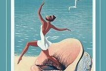 Affiches Vintages / Vintages posters