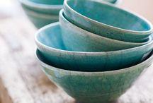 Pottery and Ceramics to Adore / Artistic handmade pottery and ceramic items