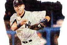 Yankees + Art + Designs / All Yankees Art  / by S. Preston Art + Designs